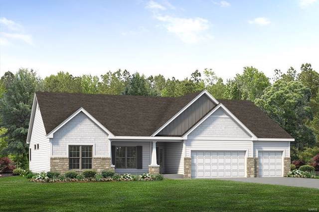 0 Lot #11 Inverness, Dardenne Prairie, MO 63368 (#20001236) :: Sue Martin Team