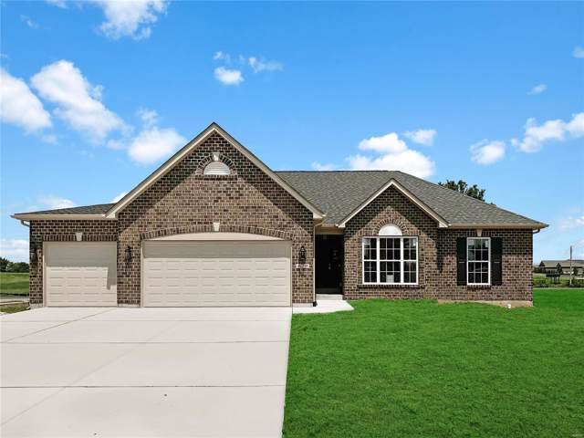629 Laura Court, Columbia, IL 62236 (#20001294) :: The Becky O'Neill Power Home Selling Team