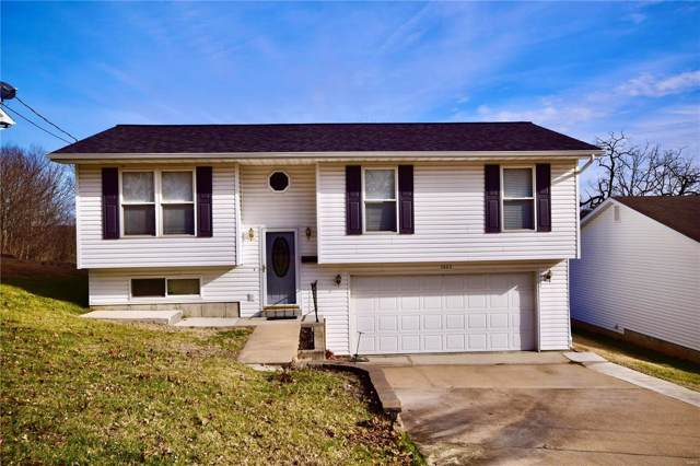 1623 North 3rd Street, De Soto, MO 63020 (#20001366) :: St. Louis Finest Homes Realty Group