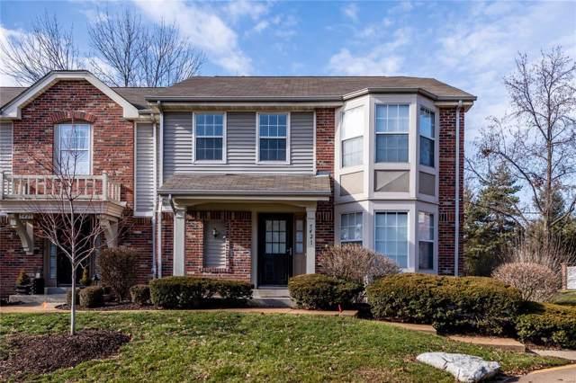 5421 Kenrick Parke, St Louis, MO 63119 (#20001396) :: Matt Smith Real Estate Group