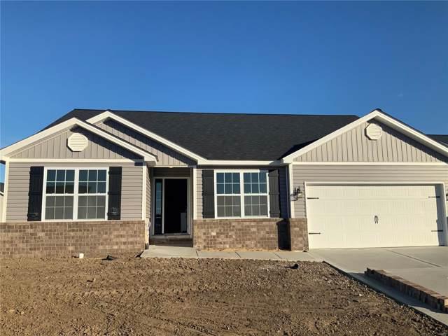 229 Beauregard Drive, Shiloh, IL 62221 (#20001403) :: Fusion Realty, LLC