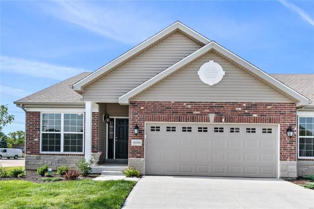 16102 Amber Vista Drive, Ellisville, MO 63021 (#20001429) :: St. Louis Finest Homes Realty Group