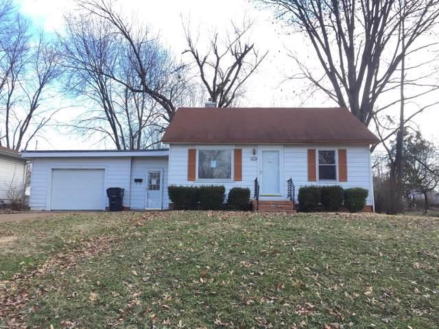 1612 Berkley Lane, Belleville, IL 62226 (#20001537) :: Fusion Realty, LLC