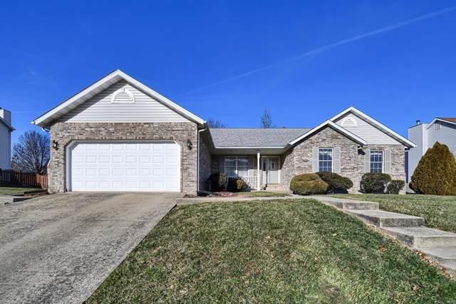 104 Hodgens Mill Lane, O'Fallon, IL 62269 (#20001542) :: Fusion Realty, LLC
