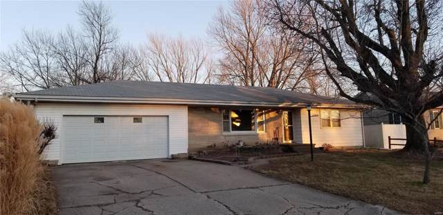304 N Elm Street, Highland, IL 62249 (#20001545) :: Fusion Realty, LLC
