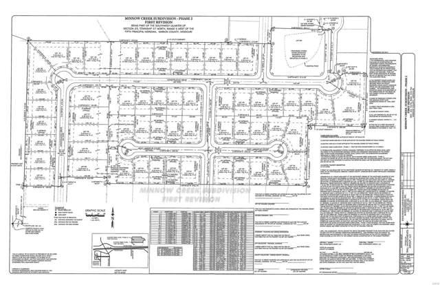 61 Minnow Creek Drive, Hannibal, MO 63401 (MLS #20001556) :: Century 21 Prestige