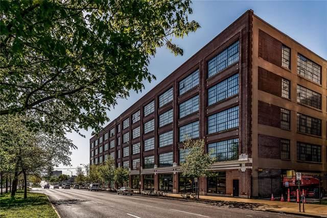 4100 Forest Park Avenue #201, St Louis, MO 63108 (#20001590) :: Sue Martin Team