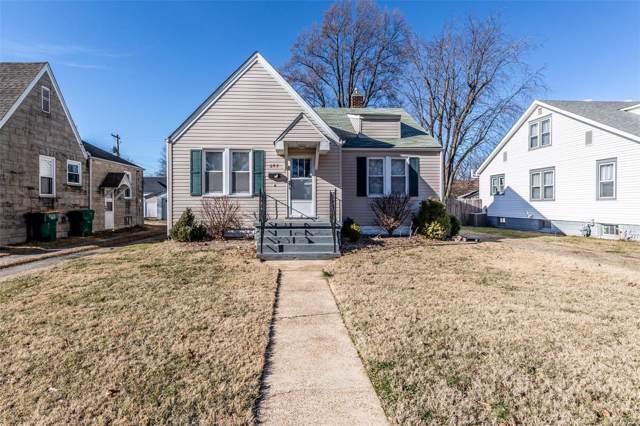 603 Parkview Drive, O'Fallon, IL 62269 (#20001607) :: Matt Smith Real Estate Group