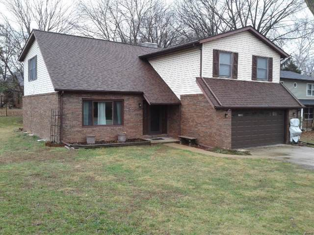 2 Shingle Oaks Drive, Glen Carbon, IL 62034 (#20001614) :: Clarity Street Realty