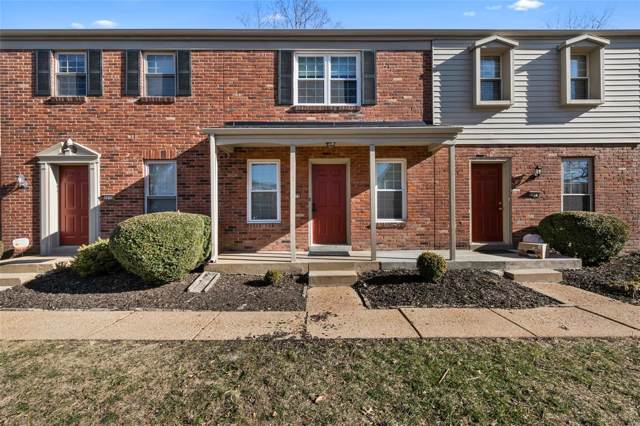 1272 Clarkson Court #1272, Ellisville, MO 63011 (#20001631) :: St. Louis Finest Homes Realty Group