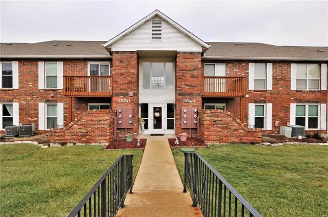 2550 Coppergate Square C, St Louis, MO 63129 (#20001678) :: Clarity Street Realty