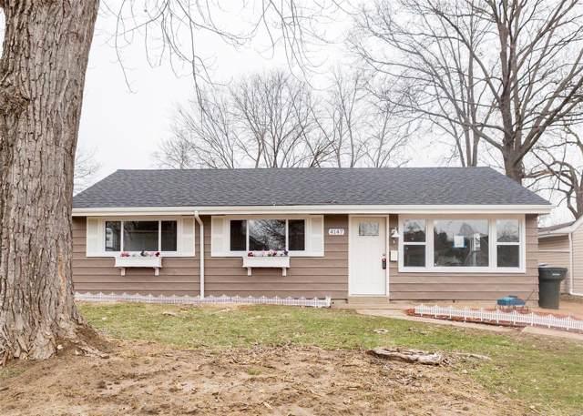 4147 Poepping Street, St Louis, MO 63123 (#20001684) :: Sue Martin Team