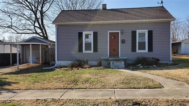 509 S Chestnut Street, Collinsville, IL 62234 (#20001691) :: Fusion Realty, LLC