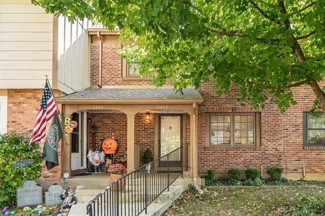 2342 Hidden Meadow, Ballwin, MO 63021 (#20001722) :: St. Louis Finest Homes Realty Group
