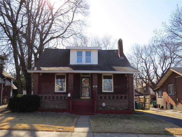 8740 Burton Avenue, St Louis, MO 63114 (#20001780) :: Sue Martin Team