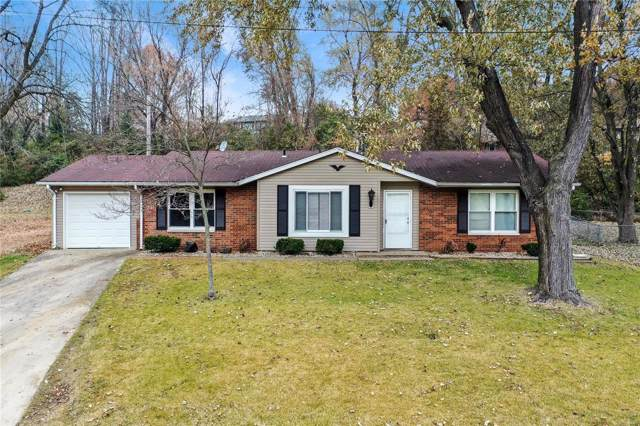 145 Ridgemoor Drive, Glen Carbon, IL 62034 (#20001786) :: Hartmann Realtors Inc.