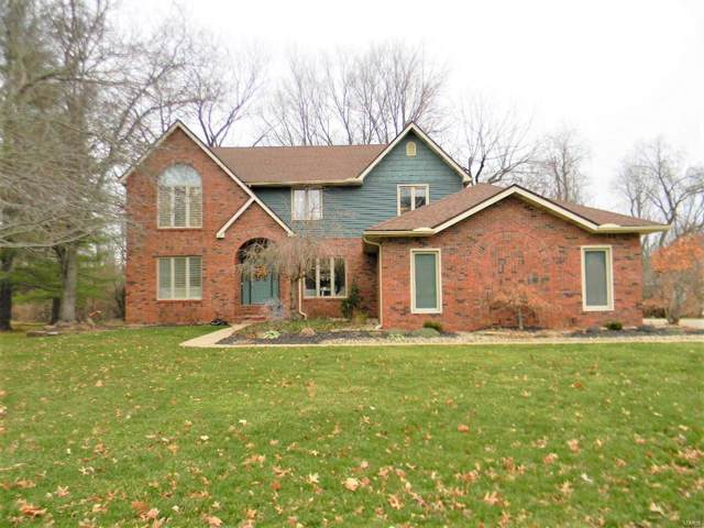 2 Woods Lane, East Alton, IL 62024 (#20001831) :: St. Louis Finest Homes Realty Group