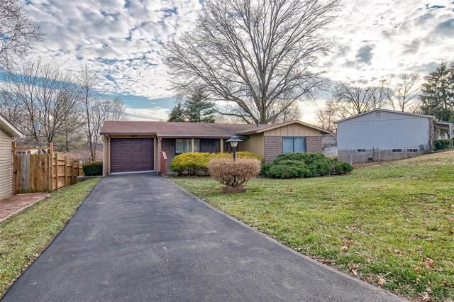 11942 Loxley Lane, Maryland Heights, MO 63043 (#20001849) :: Hartmann Realtors Inc.