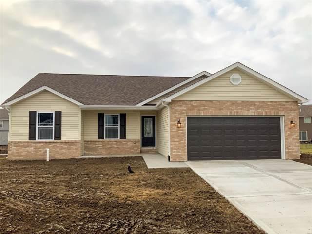 225 Beauregard Drive, Shiloh, IL 62221 (#20001884) :: Fusion Realty, LLC
