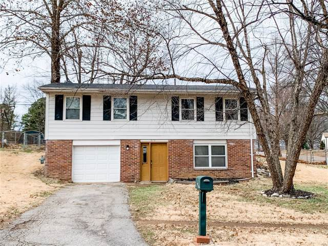 613 Auber Drive, Manchester, MO 63011 (#20001897) :: Kelly Hager Group | TdD Premier Real Estate