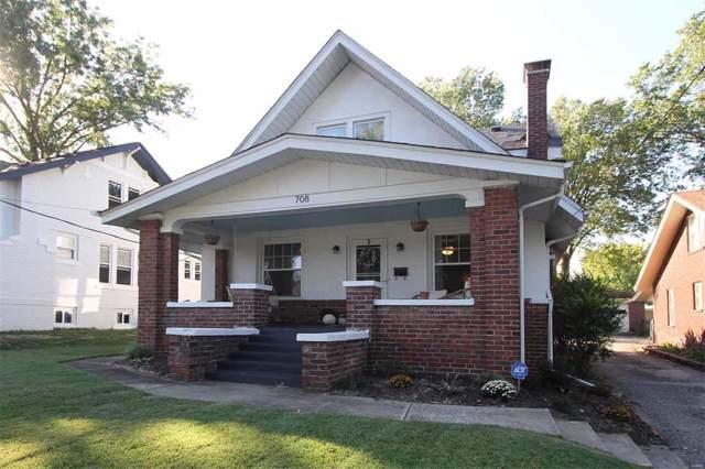 708 Chapman Street, Edwardsville, IL 62025 (#20001997) :: St. Louis Finest Homes Realty Group