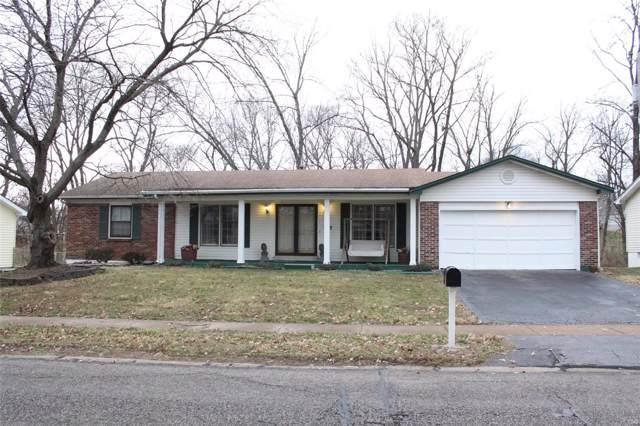 1825 Seven Pines Drive, St Louis, MO 63146 (#20002043) :: Sue Martin Team