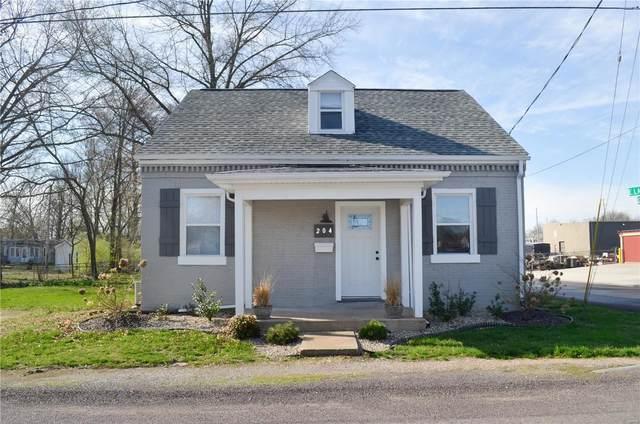 204 E Laurel Street, Millstadt, IL 62260 (#20002082) :: Clarity Street Realty
