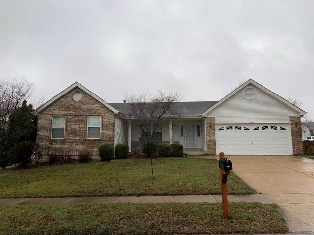 1931 Red Clover Dr, Florissant, MO 63031 (#20002091) :: Realty Executives, Fort Leonard Wood LLC