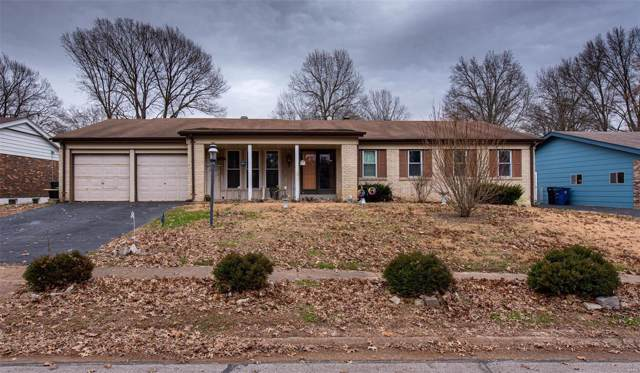 5522 Fireleaf Drive, St Louis, MO 63129 (#20002127) :: Hartmann Realtors Inc.