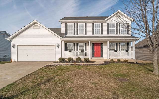 121 Majestic Lakes Boulevard, Moscow Mills, MO 63362 (#20002165) :: Sue Martin Team