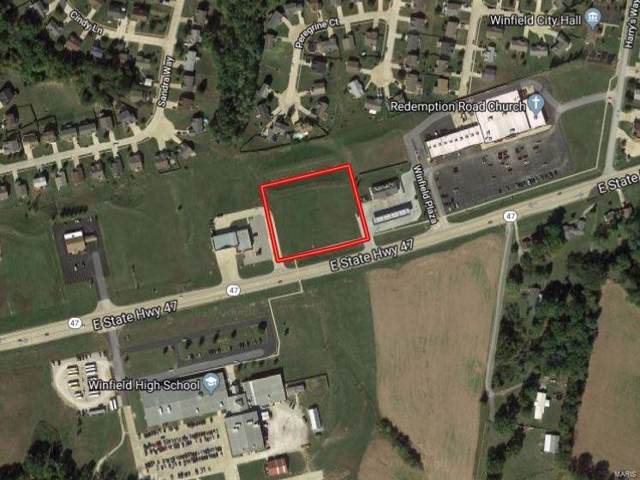 0 #2 Winfield Plaza, Winfield, MO 63389 (#20002179) :: Matt Smith Real Estate Group