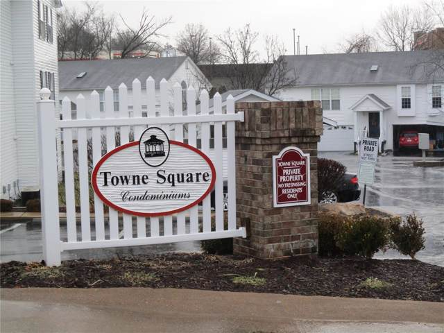 101 Towne Square K, Eureka, MO 63025 (#20002211) :: Realty Executives, Fort Leonard Wood LLC