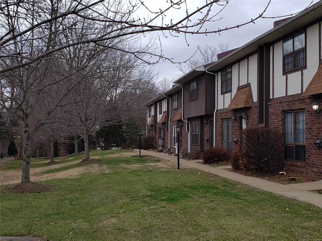 1229 N 17th #24, Belleville, IL 62226 (#20002289) :: Clarity Street Realty