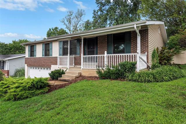 5647 Valleyside Lane, St Louis, MO 63128 (#20002290) :: Hartmann Realtors Inc.