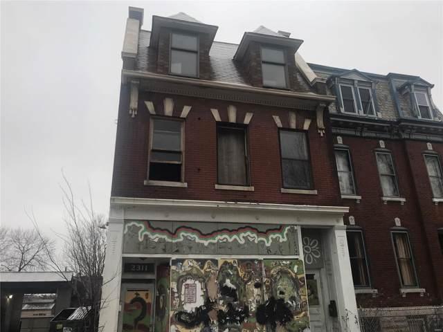 2311 S Jefferson Avenue, St Louis, MO 63104 (#20002330) :: Sue Martin Team