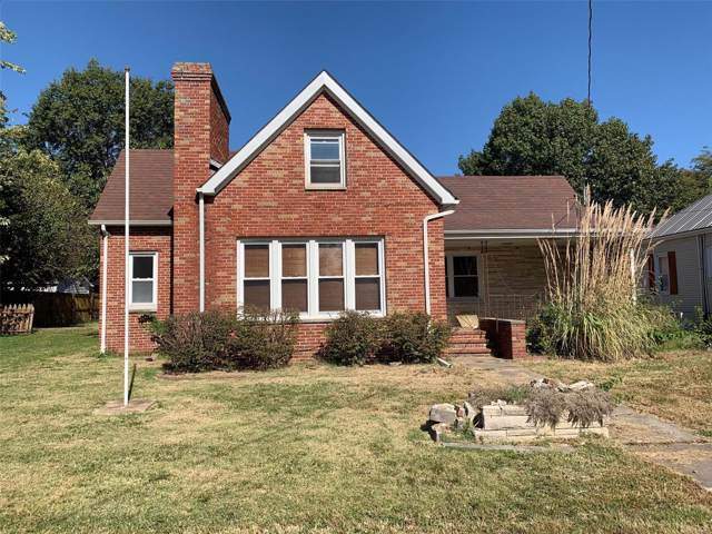 207 W Vine Street, COULTERVILLE, IL 62237 (#20002336) :: Fusion Realty, LLC
