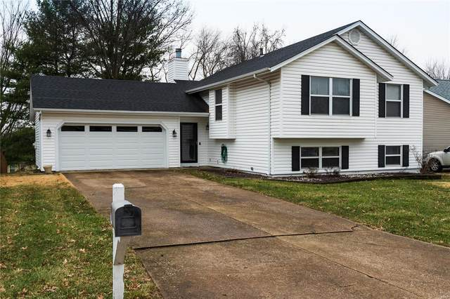 4585 Gregory Gerard Drive, Saint Charles, MO 63304 (#20002349) :: Clarity Street Realty
