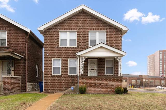 6056 Clemens Avenue, St Louis, MO 63112 (#20002356) :: The Becky O'Neill Power Home Selling Team