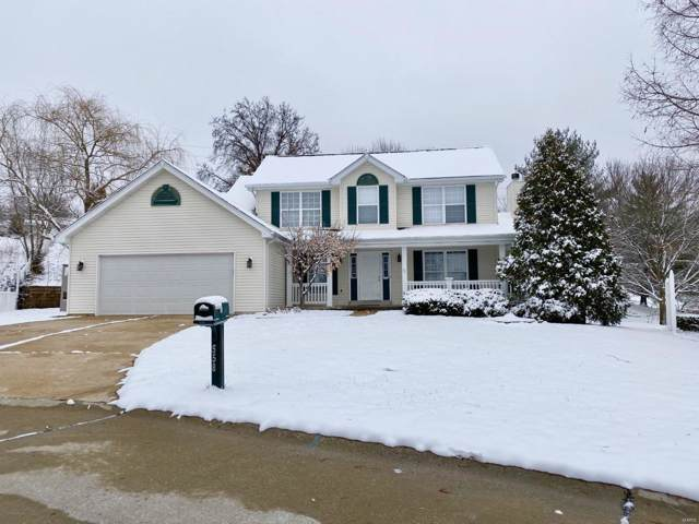 558 Bridlesmith Ct, Saint Charles, MO 63303 (#20002380) :: St. Louis Finest Homes Realty Group