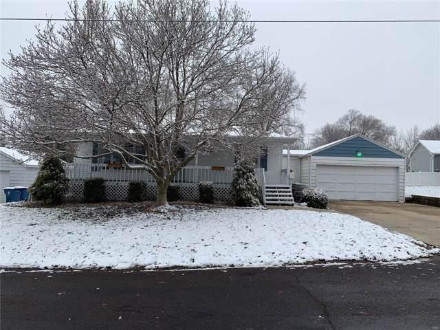 106 Henderson Street, Troy, IL 62294 (#20002386) :: Hartmann Realtors Inc.