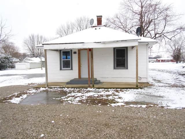 111 Marcia, WILSONVILLE, IL 62093 (#20002394) :: Clarity Street Realty