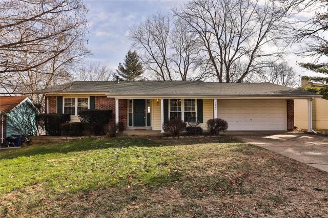 655 Clear Creek Ct, Ballwin, MO 63021 (#20002397) :: St. Louis Finest Homes Realty Group