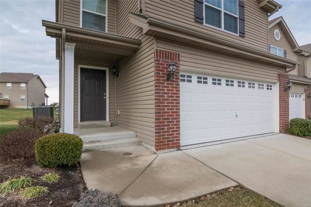 861 Harbor Woods Drive, Fairview Heights, IL 62208 (#20002418) :: Clarity Street Realty