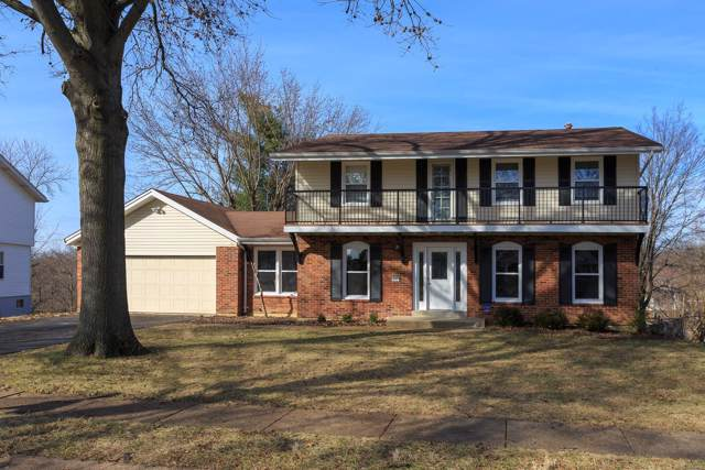 515 Tenby Terr, Manchester, MO 63011 (#20002481) :: Kelly Hager Group | TdD Premier Real Estate