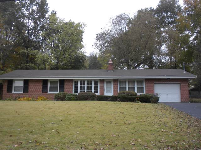 10120 Thorpe Avenue, St Louis, MO 63114 (#20002506) :: Clarity Street Realty