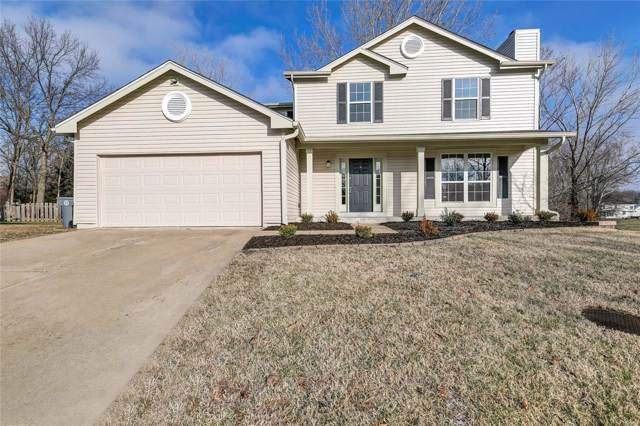 19 Congressional Way Court, O'Fallon, MO 63368 (#20002518) :: Kelly Hager Group | TdD Premier Real Estate