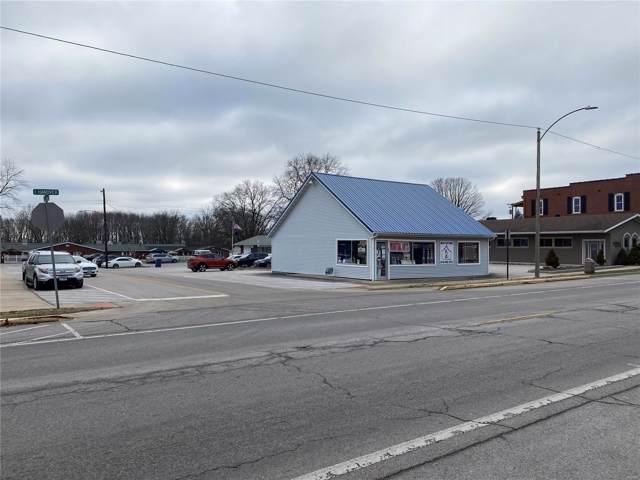 207 E Hanover Street, New Baden, IL 62265 (#20002521) :: Fusion Realty, LLC