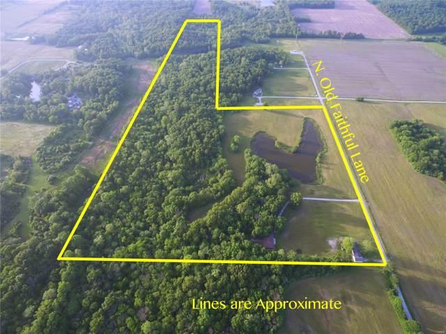 12811 N. Old Faithful Lane, Wood Lawn, IL 62898 (#20002539) :: Fusion Realty, LLC