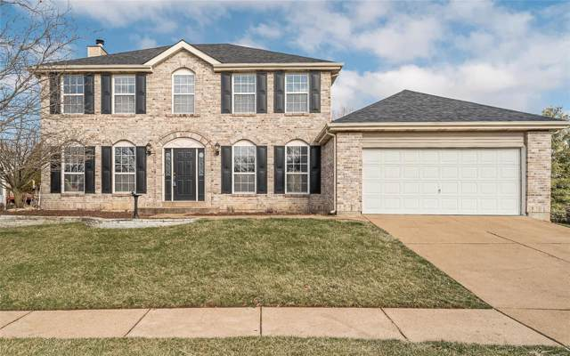 347 Alverston Court, Ballwin, MO 63021 (#20002555) :: St. Louis Finest Homes Realty Group