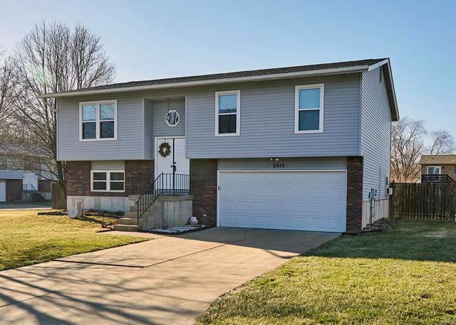 2415 Cannery Court, Imperial, MO 63052 (#20002586) :: Clarity Street Realty